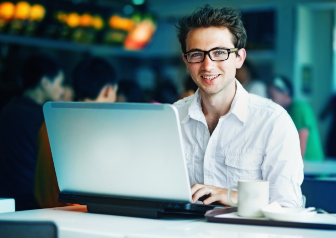 Man-with-Glasses-and-Laptop